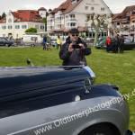 Bentley S2 als begehrtes Fotoobjekt