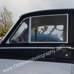 Bentley S2 mit ausklappbarem Seitenfenster vorn