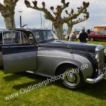 Bentley S2 side view