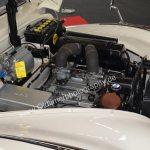 MW 502 mit 3,2 Liter V8-Motor und 160 PS Leistung