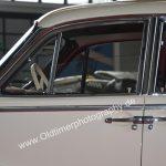 BMW 502 Detail Fahrertüre