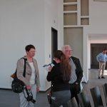 MAC2 - Journalisten bei der Pressekonferenz