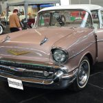 Chevrolet Bel Air 1957 front view