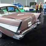 Chevrolet Bel Air 1957 Heckansicht