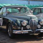 Jaguar Mark II im racing look