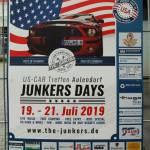 Junkers Days 2019 Plakat
