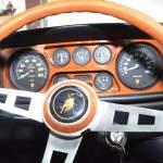 Lamborghini Espada Lenkrad und Armaturen