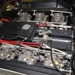 Lamborghini Espada Motorraum