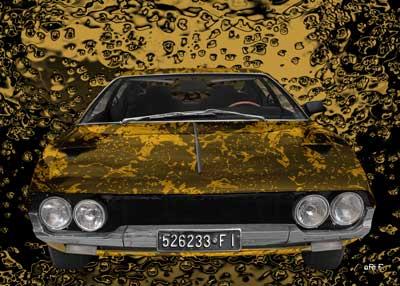 Lamborghini Espada Art Car by aRi F.