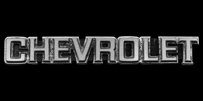 Logo Chevrolet Monza (1974-1980)