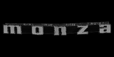Logo Chevrolet Monza