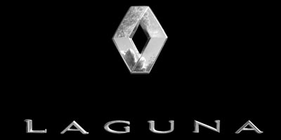 Logo Renault Laguna II 2001-2007
