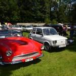 Auto Union 1000 Sp Roadster und Fiat 126
