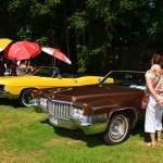 Buick Wildcat und 1970 Cadillac DeVille Convertible