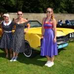Buick mit Wildcats...