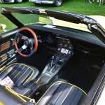Chevrolet Corvette C3 Stingray Interieur