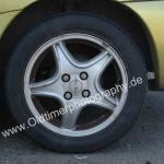 Opel Tigramit Leichtmetallfelgen im 5-Speichen-F-Line-Design