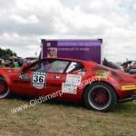 De Tomaso Pantera GT4 Seitenansicht