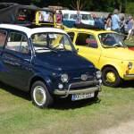 Fiat Giardiniera und Fiat 500