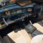 Knight Rider K.I.T.T. Interieur