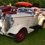 Vauxhall Cabriolet Gygax von 1933