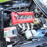Alfa Romeo Alfetta GTV Motoraum