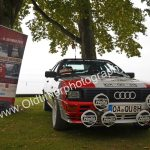 Audi 80 Quattro Typ 85 im Racing-Look
