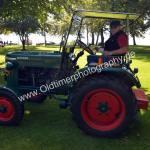 Bührer Traktor bei der 6. Kressbronn Classics