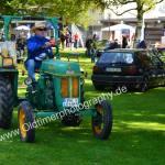 Bautz Traktor mit 15 PS von 1955