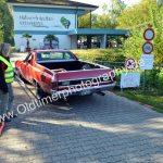 Chevrolet El Camino 402 bei der Einfahrt zur Kressbronn Classics
