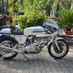 Ducati 900 Supersport bei der Kressbronn Classics
