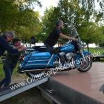 Harley-Davidson Blue Thunder