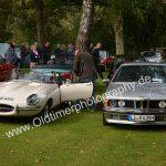 Jaguar E-Type und BMW 635 CSI