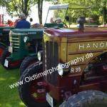Lanz Hela Bührer Hanomag Traktoren nebeneinander