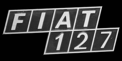 Logo FIAT 127 auf Motorhaube