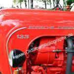 Porsche Diesel 133 auf der Kressbronn Classics