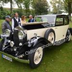 Rolls-Royce 20/25 HJ Mulliner Limousine 1933