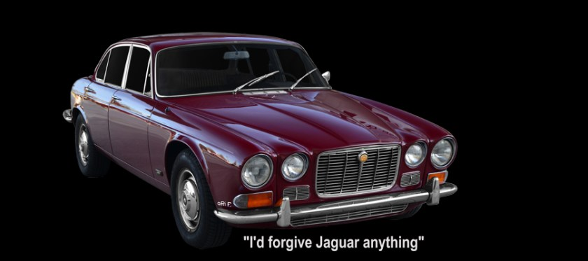 Jaguar XJ Series I (1968–1973)