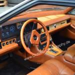 Maserati Quattroporte III Interieur in Vollbezug mit braunem Leder