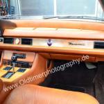 Maserati Quattroporte III Interieur mit Blick auf Armaturentafel