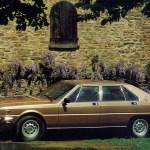 Maserati Quattroporte III Verkaufsprospekt vom Juni 1979 Seite 9