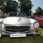 Mercedes-Benz 190 SL in Standardfarbe silber-metallic
