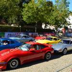 Opel GT beim Oldtimertreffen in Meßkirch