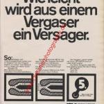 BP - Reklame Werbeanzeige Original-Werbung 1970