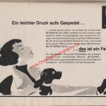 BP Werbung ADAC Motorwelt Mai 1956, Seite 253