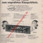 Blaupunkt Auto-Stereo auto katalog 1976