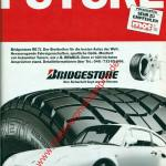 Bridgestone RE71 Reifen in mot Nr. 14, 23. Juni 1989