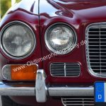 Jaguar XJ6 Frontdetail Beleuchtung