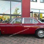 Jaguar XJ6 Seitenansicht / side View