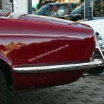 Jaguar XJ6 Heckdetail hinten